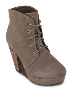 Willow Lace Up Boots