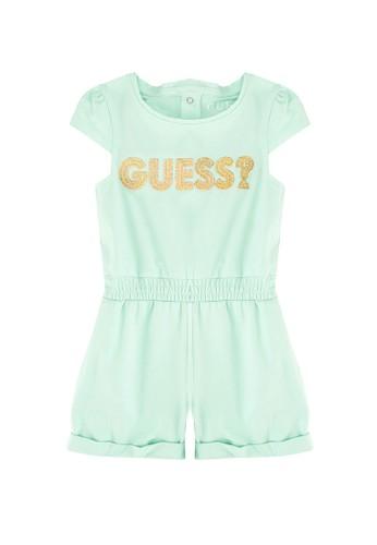 Guess green Short Sleeve Romper C31D3KAA01B70AGS_1