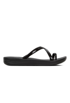 cbb44c366c44 Fitflop black Fitflop Iqushion Wave - Pearlised (Black) D1B24SH8BA0743GS 1