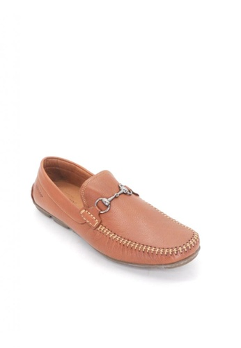 Sebago brown Hugo Bit Driving Shoes SE328SH0JJ2QPH_1