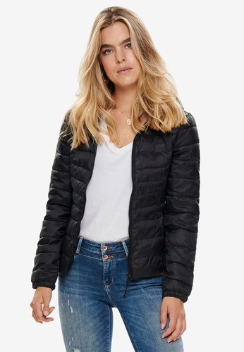 ONLY black Tahoe Hood Jacket 4AE13AAE3C0363GS_1