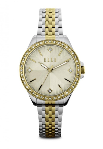 ELLE gold Fashion Ladies Watch EL900AC98MRDMY_1