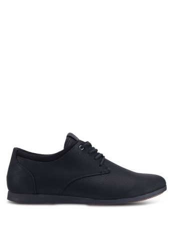 ALDO black Aauwen Derby Shoes A5AFESHE44CA81GS_1