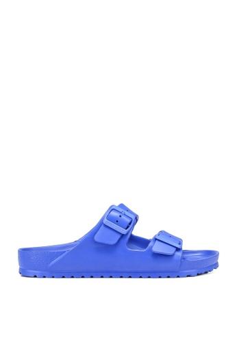 BIRKENSTOCK blue Arizona EVA Sandals 4C760SH175D5E3GS_1