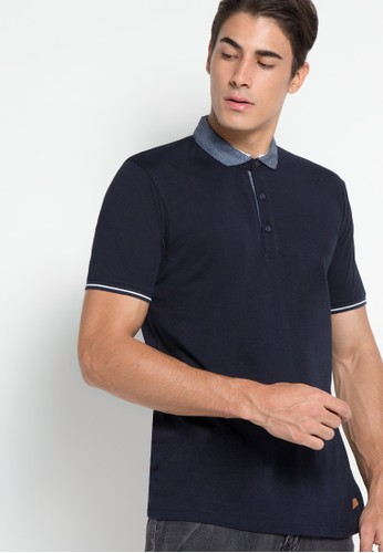 Double Collar Polo