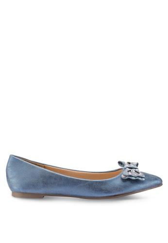 Berrybenka blue Jill Decha Ballerinas A4673SH726FE2BGS_1