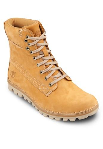 """Brookton 6""""esprit台灣outlet 經典筒靴, 女鞋, 靴子"""