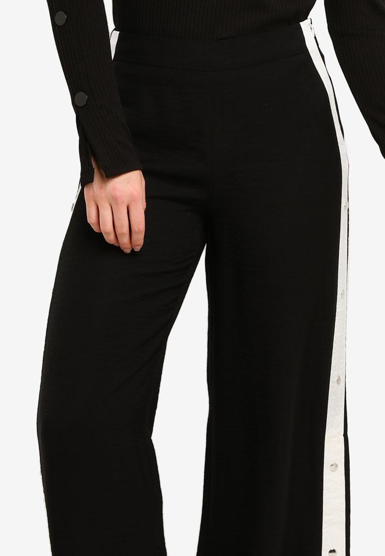 Woven ESPRIT Pants Black Woven ESPRIT Regular qE0wxRvEr