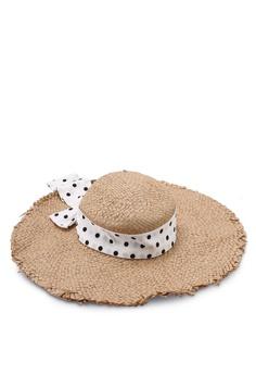 65b7388c9d027c 26% OFF ONLY Stinna Straw Hat S$ 39.00 NOW S$ 28.90 Sizes One Size