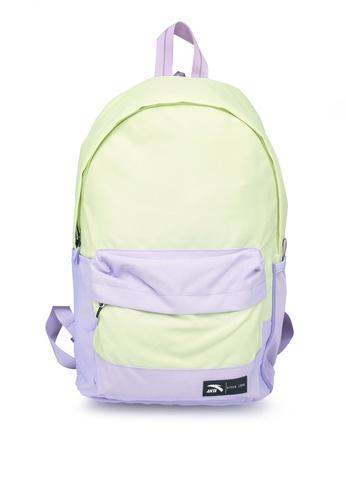 Anta yellow KM Backpack ADDACAC2564880GS_1