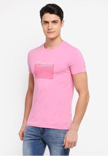 Calvin Klein 多色 短袖LOGO造型T恤 C9C37AA6AA9E22GS_1