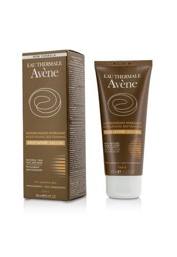 Avène AVÈNE - Moisturizing Self-Tanning Silky Gel For Face & Body - For Sensitive Skin 100ml/3.3oz 59806BEBDEF7DDGS_1