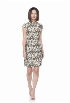 cd7efe4f8 Mandarin Peony Cheongsam Mandarin Peony CENDRAWASIH Cheongsam Batik Dress  Rp 1.100.000. Ukuran L XL