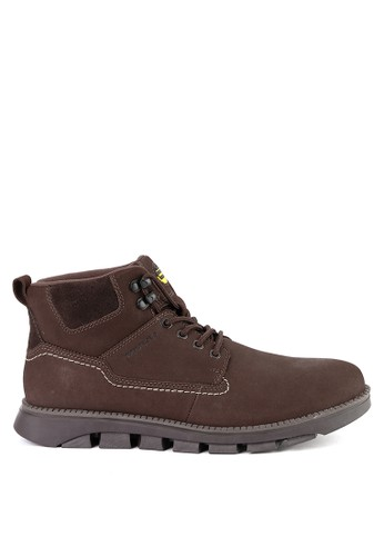 Pakalolo Boots brown Boots Lace Up B103CSH356C893GS_1