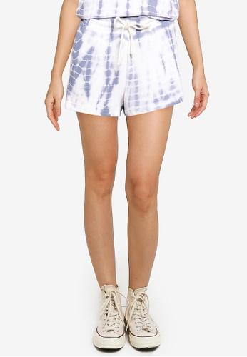 GAP blue Vintage Soft Shorts C4B39AAE794075GS_1