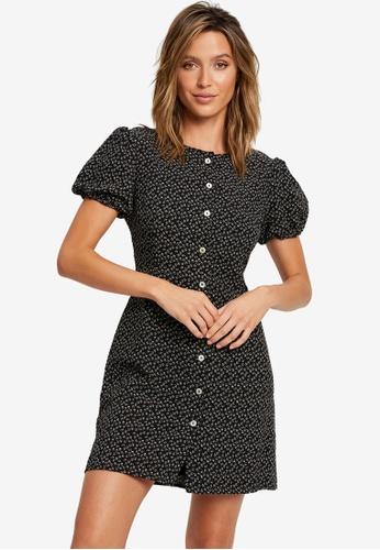 The Fated multi Simara Mini Dress C0CEAAA8522EC4GS_1