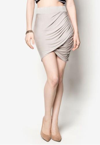 Cecizalora退貨不對稱短裙, 服飾, 迷你裙