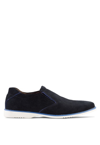 Knight black Smart Casual Shoes KN875SH13OLQMY_1