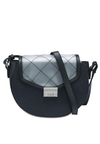 ELLE black Tessa Sling Bag 0A997ACA04EEF2GS_1