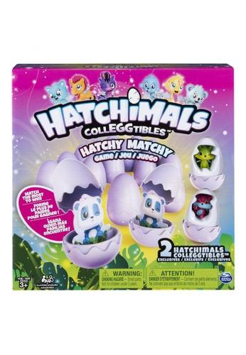 Hatchimals multi Hatchy Matchy Card Games D4167KC06D8FCFGS_1