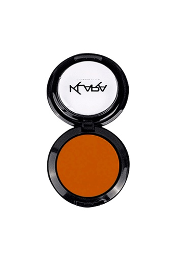 KLARA COSMETICS orange Matte Eyeshadow #29 - Mango Tango 53CC4BEA3F6211GS_1