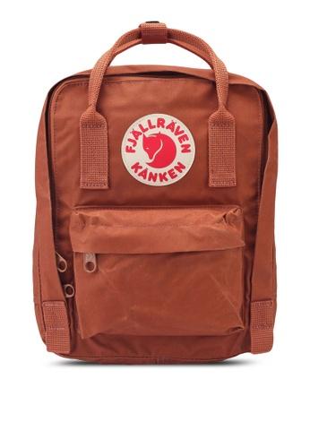Fjallraven Kanken brown Kanken Mini Backpack 85E14AC3EC43AFGS_1