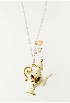 WLN013 Women's Necklace Vase Pendant