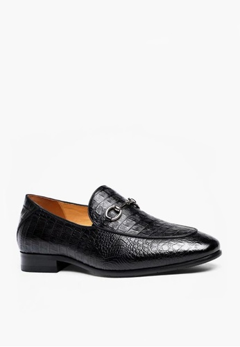 Twenty Eight Shoes Classic Leather Loafer 88901 58980SH934493FGS_1