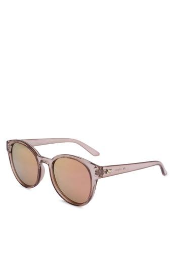 Le Specs beige Paramount 1802152 Sunglasses 44415GLB316C65GS_1