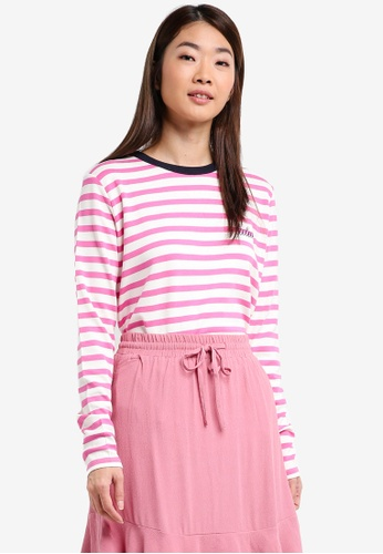 MbyM pink and multi Alamo Sweatshirt 2E231AAF3A3BB8GS_1