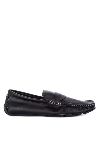 Mendrez black Arjan Loafers 8BA71SHE6EB80AGS_1
