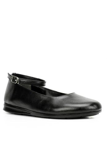 Mario D' boro Runway black VP LS 8982 Black Black Shoes 85BABSHA4CF249GS_1