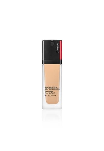 SHISEIDO Shiseido Makeup Synchro Skin Self-Refreshing Foundation - 260 Cashmere 3128EBE04A56ECGS_1