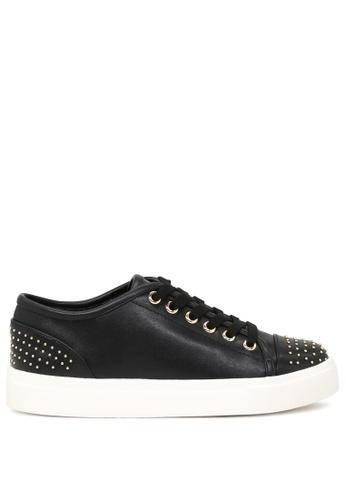 London Rag 黑色 钉钉装饰休闲鞋 SH1717 F9E59SH84685AEGS_1