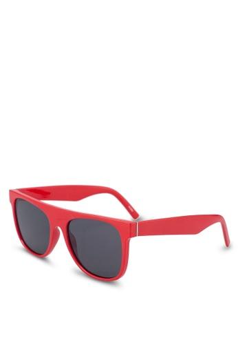 ALDO red Graemwen Sunglasses 4D1CBGLB177A92GS_1