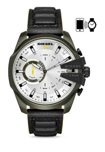 Diesel black Diesel Mega Chief Hybrid Smart Watch DZT1012 CD1A1ACFAA0042GS_1