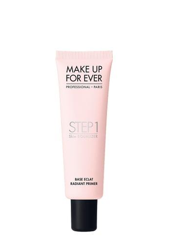 MAKE UP FOR EVER pink STEP1 Skin Equalizer- RADIANT PRIMER PINK 30ML 4B90DBE6A901D6GS_1