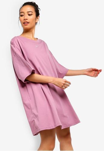 531da790b40 Buy Nike Women s Nike Sportswear Essential Dress Online on ZALORA Singapore