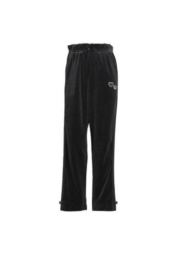 ADIDAS black adidas Originals Track Pants 4AB4FAA5D8E86EGS_1