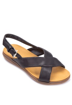 Yaen Flat Sandals