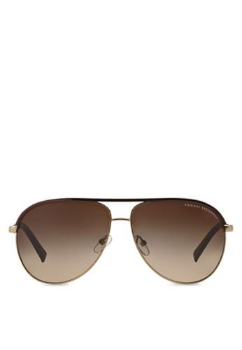 Armani Forzalora 折扣碼ever Young 太陽眼鏡, 飾品配件, 飾品配件