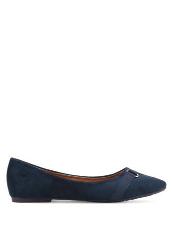 Alfio Raldo blue Ballerina Flats AL803SH0SL2OMY_1