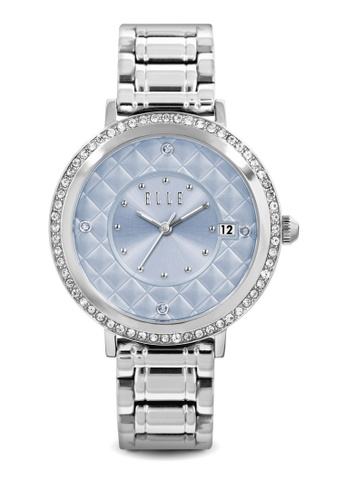 ELLE blue Fashion Ladies Watch EL105AC79LHKMY_1