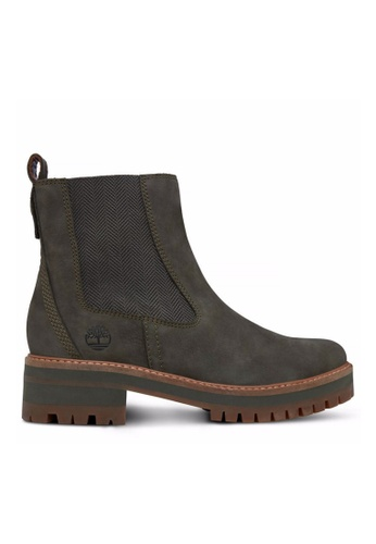 Timberland green Courmayeur Valley  Chelsea TI324SH2V7FYHK_1