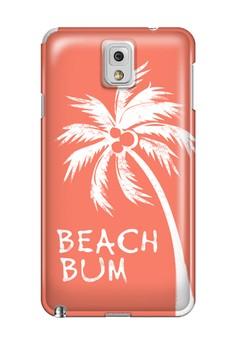 Beach Bum Matte Hard Case for Samsung Galaxy Note 3