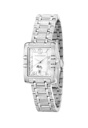 Alain Delon silver Alain Delon Women AD350-2311 Silver Stainless Steel Watch C6A6EACE6A62D8GS_1
