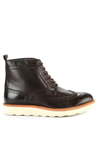 Andre Valentino brown Mens Shoes 62H01Za BF7D3SH5A86F5EGS_1