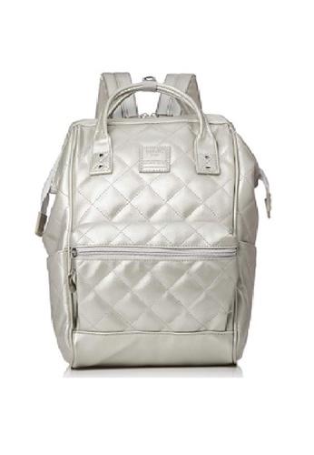 Anello silver anello Mini Quilting Hinge Clasp PU backpack C6E33AC36874EFGS_1