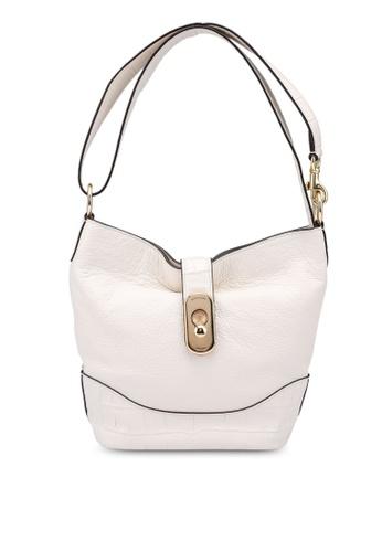 Coach white Amber Duffle Bag (cv) 4B589ACA59CB59GS_1