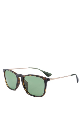 3a37616be40 Shop Ray-Ban Youngster RB4187F Sunglasses Online on ZALORA Philippines